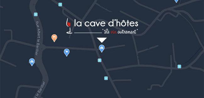 Contact Cave à vin : La Cave d'Hôtes - Caviste à Anglet, Pays Basque
