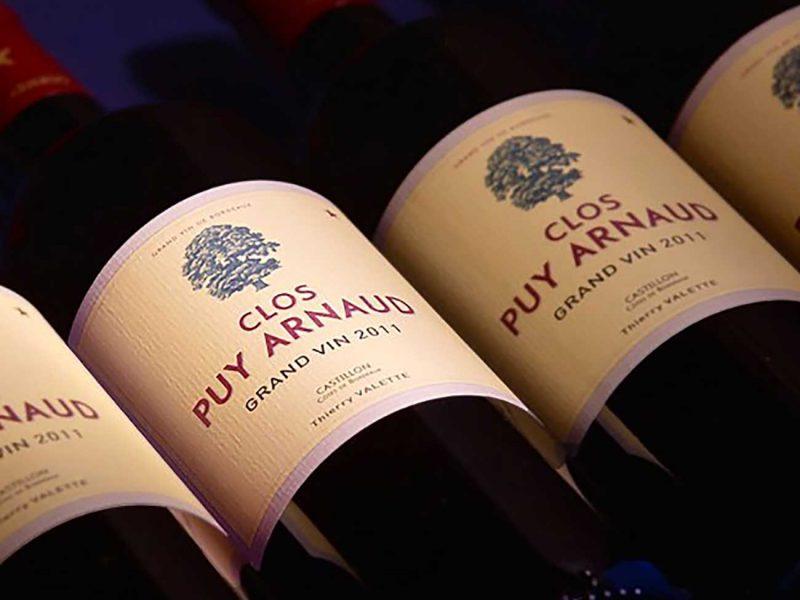 Clos Puy Arnaud Les Ormeaux 2016
