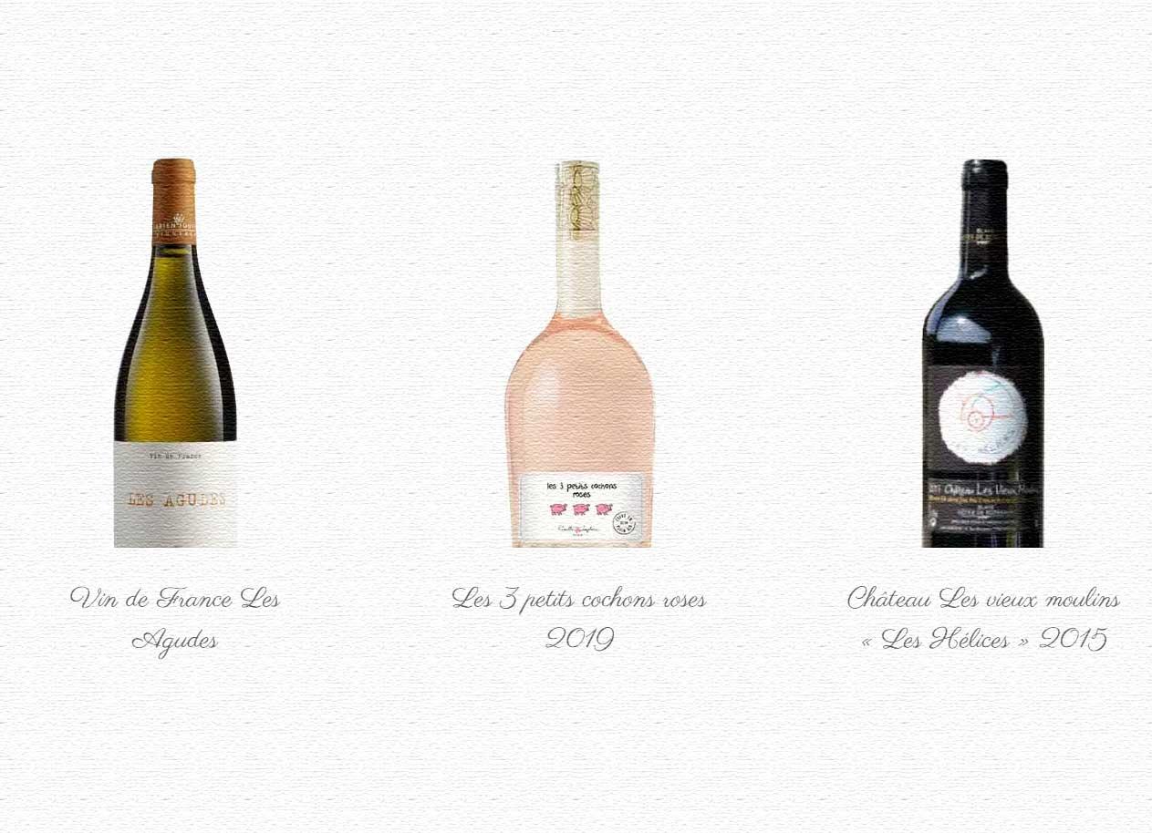 Les vins du mois de Juin 2020 - Dégustation à Anglet à La Cave d'Hôtes