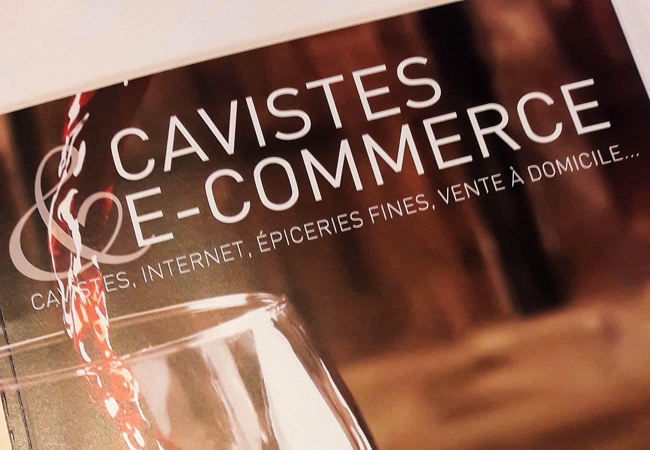 Publications dans la presse VS News Caviste & E-commerce et Sud-Ouest