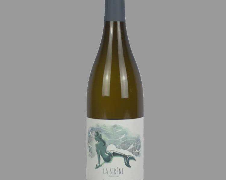 La Sirène Chardonnay 2018- Domaine de la Fessardière - Vin de France